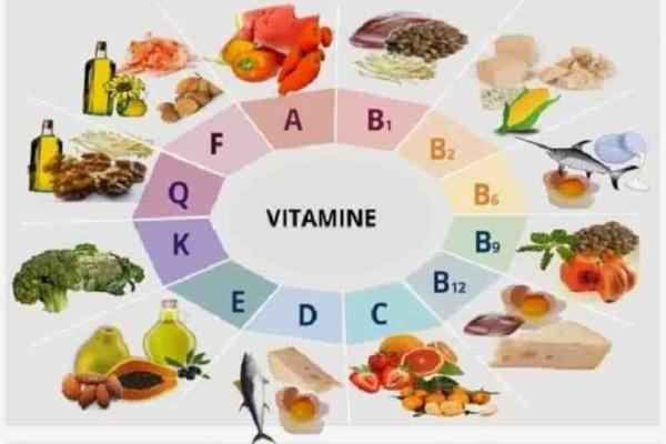 Βιταμίνες: Σε ποιες τροφές υπάρχουν και πως κάνουν καλό στην υγεία μας;