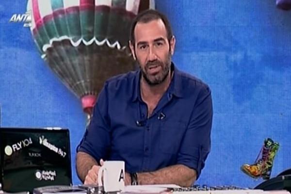 Ράδιο Αρβύλα: Ο Αντώνης Κανάκης άστραψε και βρόντηξε on air! - «Είστε για το ψυχιατρείο...»