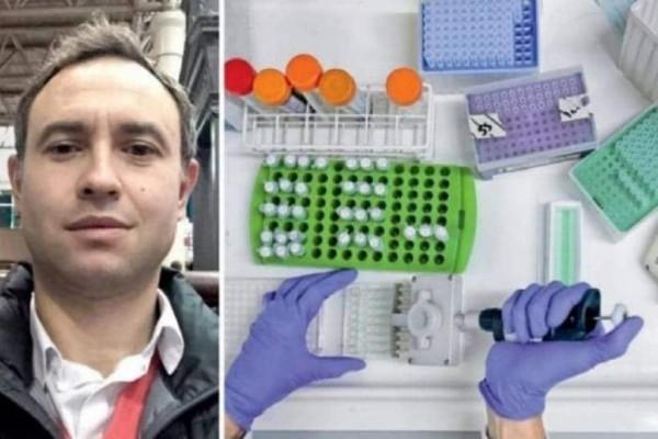 Δημήτρης Καπόγιαννης: Ανακάλυψε τεστ που εντοπίζει το Αλτσχάιμερ 10 χρόνια πριν την εκδήλωση του!