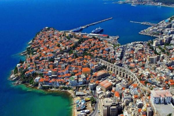 Καβάλα: Υπέροχες εικόνες από την πανέμορφη «γαλάζια πολιτεία» της Μακεδονίας! (Video)