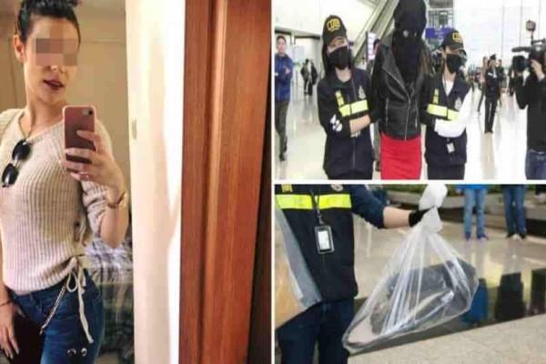Χονγκ Κονγκ: Tι κατέθεσαν οι τελωνειακοί στη δίκη του 21χρονου μοντέλου με την κοκαΐνη!