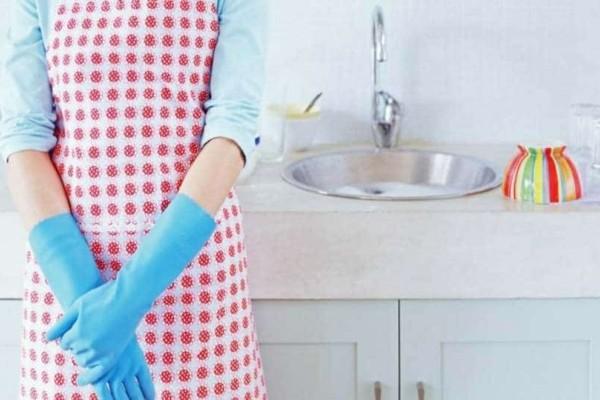 Πώς να καθαρίσετε σωστά την κουζίνα σας! - Αυτά είναι τα βασικά βήματα!