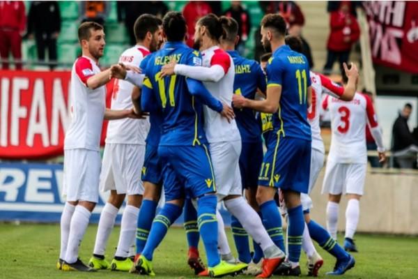 Super League: Ξάνθη - Αστέρας Τρίπολης 0-0