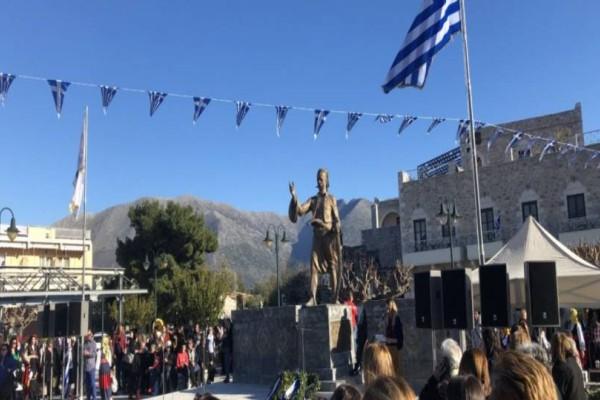Περηφάνια στην Αρεόπολη Λακωνίας: Τίμησαν την επέτειο της Επανάστασης της Μάνης με το