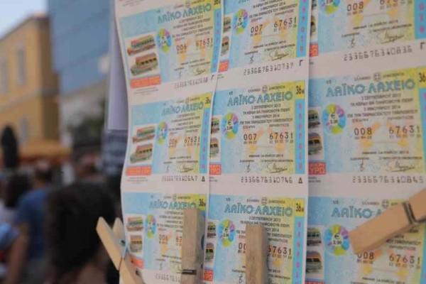 Λάρισα: Είχε ξεχάσει το Πρωτοχρονιάτικο λαχείο σε ένα συρτάρι- Κέρδισε 8.000 ευρώ!
