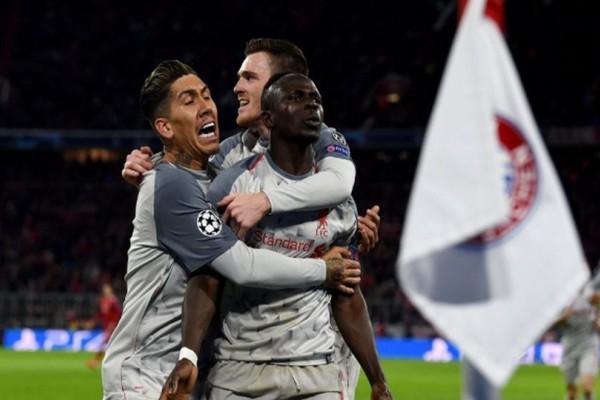 Champions League: Είναι βαριά της Λιβέρπουλ η φανέλα!