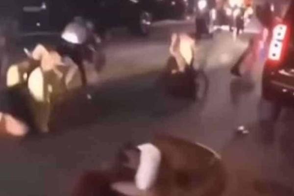 Μαϊάμι: Άγριος καβγάς για γυναίκες με μπικίνι!