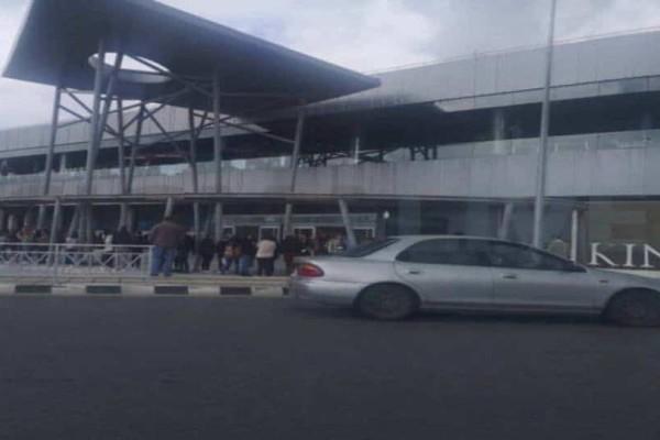 Συναγερμός στην Πάφο: Τηλεφώνημα για βόμβα στο Mall!