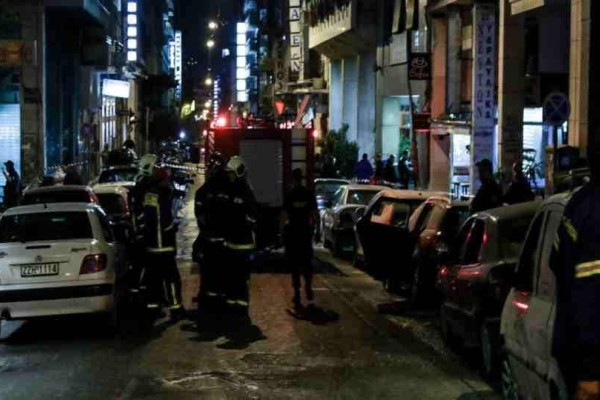 Α.Τ. Ακροπόλεως: Ανάληψη ευθύνης για την επίθεση με μολότοφ!