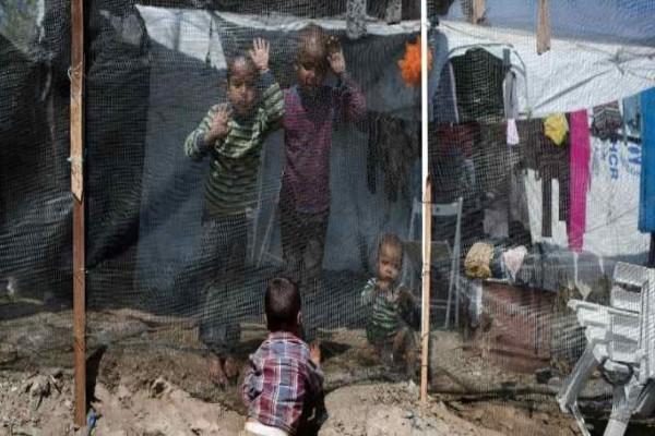 Γιατροί Xωρίς Σύνορα: Kαλούν τους Ευρωπαίους ηγέτες να βάλουν ένα τέλος στον εγκλωβισμό των προσφύγων!