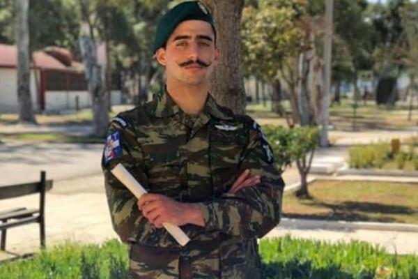 Μανώλης Μπούχλης: Η απάντηση του αλεξιπτωτιστή για το