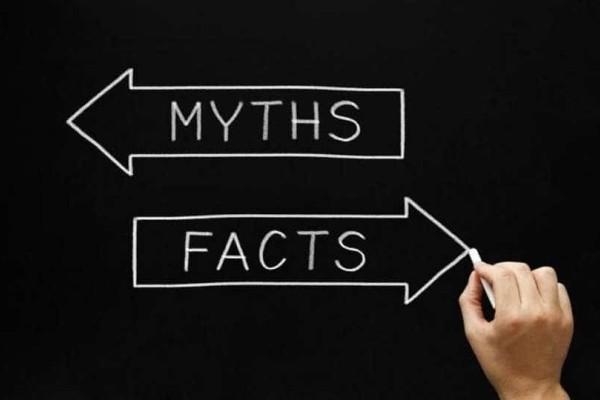 Ποιοι είναι οι δέκα μύθοι που νομίζουμε ότι είναι αληθινοί;