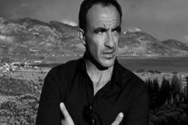 Νίκος Αλιάγας: Πίνει καφέ με τον Jean Paul Gaultier στην Αθήνα!