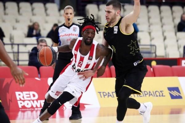 Basket League: Ολυμπιακός - Άρης 76-67