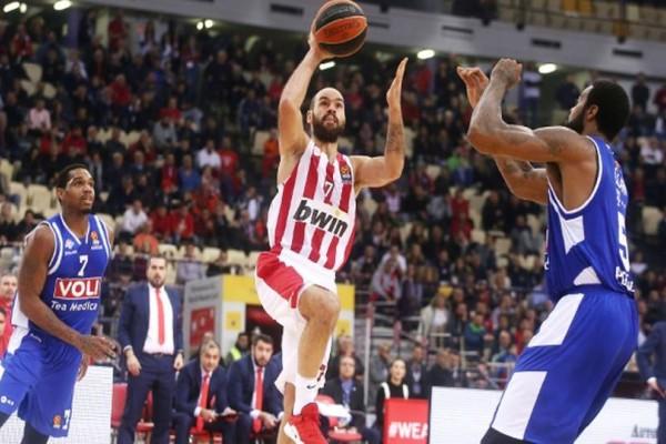 Euroleague: Μονόδρομος η νίκη στο Μαυροβούνιο για τον Ολυμπιακό!