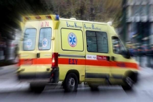 Έπεσε γυναίκα από μπαλκόνι στο Παγκράτι!