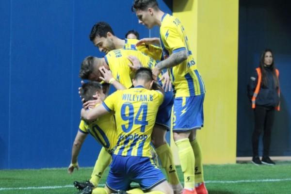 Super League: Παναιτωλικός - Πανιώνιος 5-0