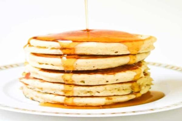 Φτιάξτε τα πιο αφράτα  pancakes!