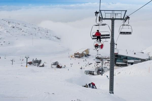 Εάν είσαι λάτρης του σκι τότε σου έχουμε ευχάριστα νέα! - Μέχρι πότε θα μείνει ανοιχτό το Χιονοδρομικό Κέντρο Παρνασσού;