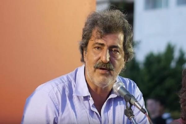 Συναγερμός στο Μοσχάτο: Επίθεση με μολότοφ στο σπίτι του Παύλου Πολάκη!