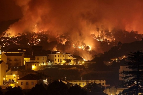 Ισπανία: Πάνω από 100 πυρκαγιές εξαιτίας των υψηλών θερμοκρασιών!