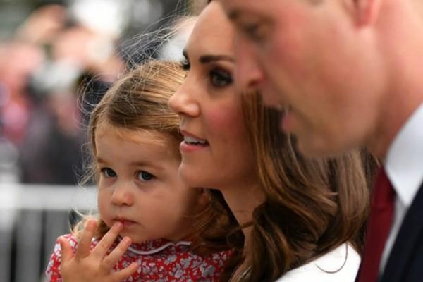 Ποιο είναι το υποκοριστικό της πριγκίπισσας Σάρλοτ; Το αποκάλυψε η Κέιτ!