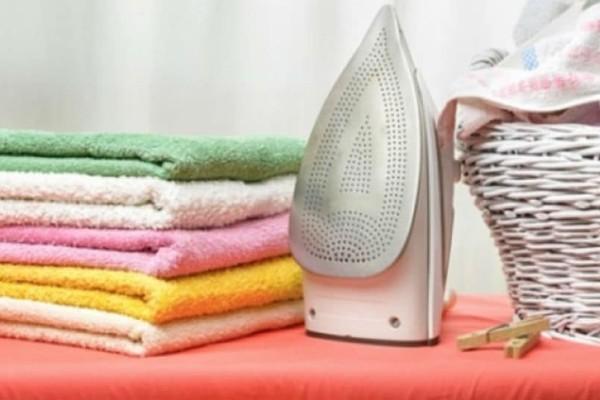 Τσαλακωμένα ρούχα τέλος με το σπρέι που φτιάχνεις μόνη σου σε 1′!