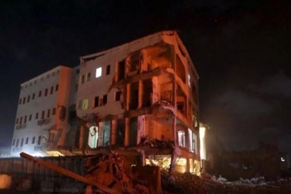 Σομαλία: Στους 29 οι νεκροί από την επίθεση αυτοκτονία σε ξενοδοχείο!