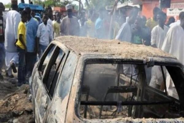 Σομαλία: Έντεκα νεκροί απο έκρηξη αυτοκινήτου!