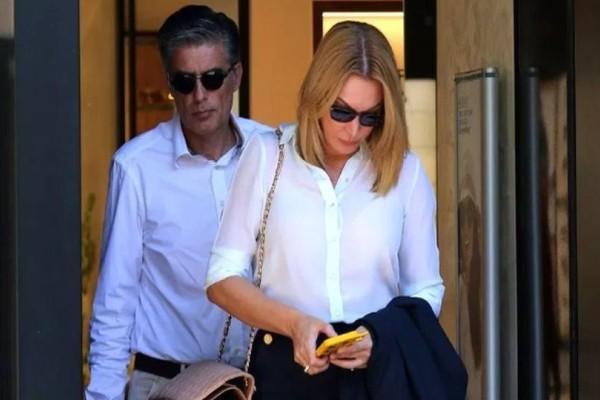 Οργιάζουν οι φήμες για Τατιάνα Στεφανίδου και Νίκο Ευαγγελάτο!