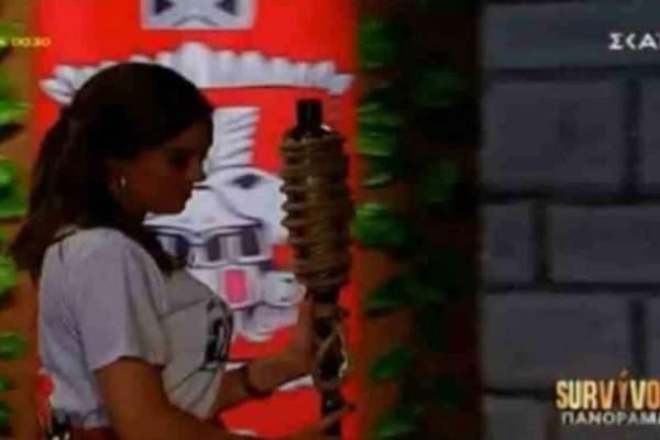 Ράκος η Μπάγια Αντωνοπούλου μετά το κόψιμο του Survivor Πανόραμα!