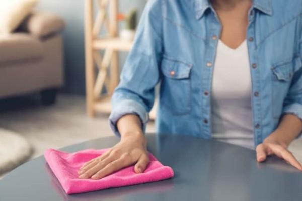 Καθαριότητα στο σπίτι: To tip για να μην έχετε καθόλου σκόνη!