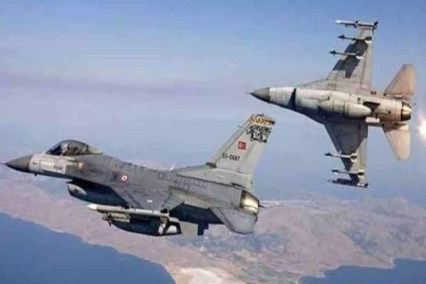 Απίστευτη Τουρκική πρόκληση απο την Άγκυρα: «Αναγνωρίζουμε μόνο 6 ν.μ. εναέριο χώρο στην Ελλάδα»!
