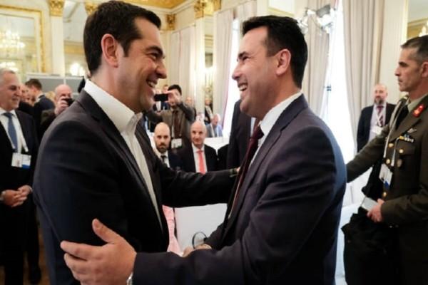 Στη Βόρεια Μακεδονία στις 2 Απριλίου ο Αλέξης Τσίπρας! - Ιστορική επίσκεψη για τον Έλληνα πρωθυπουργό!
