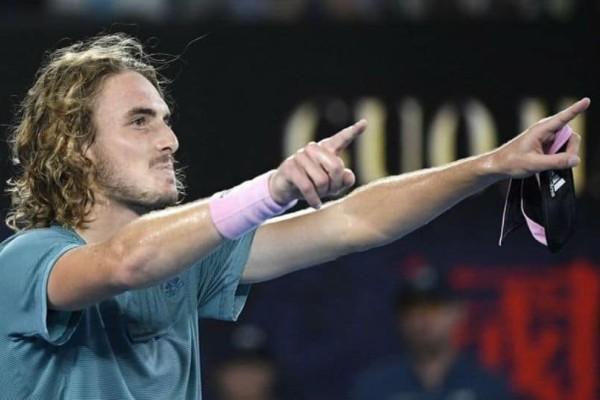 Τεράστια πρόκριση: Στον τελικό ο Στέφανος Τσιτσιπάς!