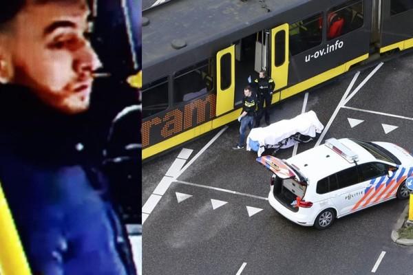 Συνελήφθη ο δράστης της επίθεσης στην Ουτρέχτη!