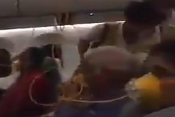 Βίντεο σοκ: Οι επιβάτες του Boeing 737 των Ethiopian Airlines όταν τους ενημερώνουν ότι πέφτει το αεροπλάνο!