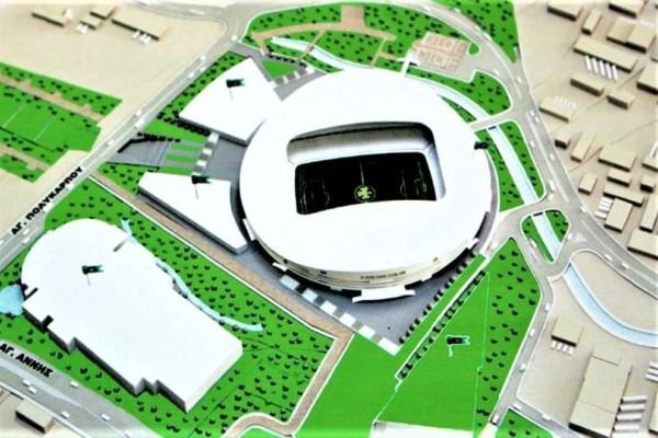 Μπακογιάννης: Διπλή ανάπλαση στον Βοτανικό - Γήπεδο για Παναθηναϊκό και Εθνική Ελλάδος!