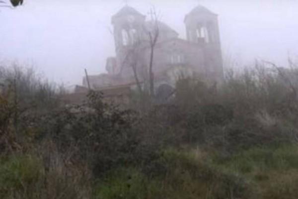 Ροποτό: Το χωριό φάντασμα της Ελλάδας που βουλιάζει χρόνο με τον χρόνο!