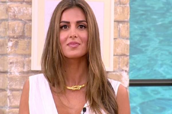 Γκαζοφονιάς η Σταματίνα Τσιμτσιλή! - Τι έπαθε η παρουσιάστρια και έγινε έξαλλη; (video)