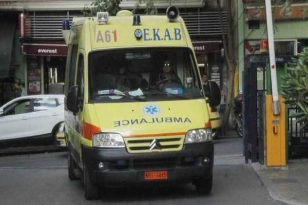 Τραγωδία στη Σαντορίνη: Φορτηγό παρέσυρε γυναίκα!