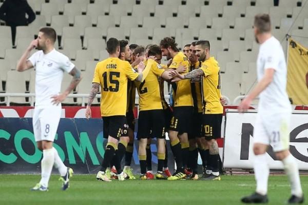 Κύπελλο Ελλάδος: Απάντησε στον... ΠΑΟΚ και πάει τελικό η ΑΕΚ!