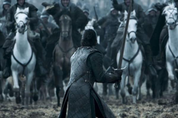 Η πρώτη επική μάχη έρχεται στο Game of thrones!