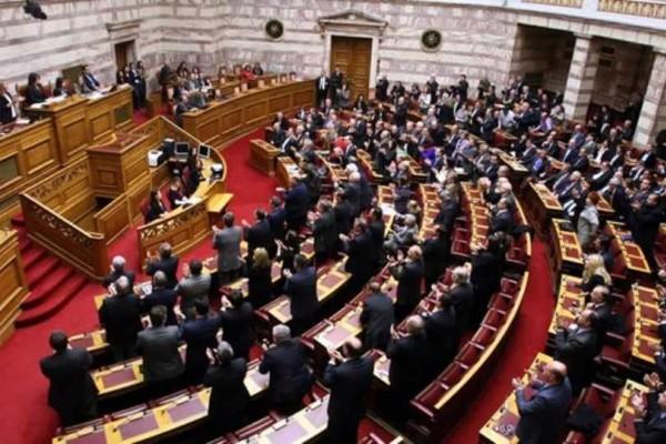 Γερμανικές αποζημιώσεις: Πρώτο θέμα σήμερα στη βουλή!
