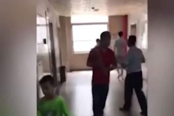 Αδιανόητο: Είδαν ξαφνικά πορnό σε αίθουσα αναμονής νοσοκομείου!