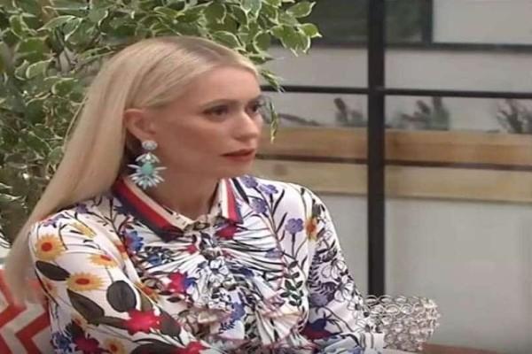 Power of Love: Η Μπακοδήμου περίμενε εξηγήσεις και εκείνη ξέσπασε σε κλάματα! (Video)