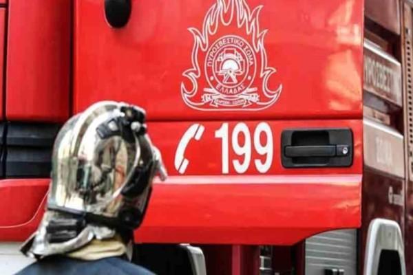 Θεσσαλονίκη: Mεγάλη φωτιά ξέσπασε σε διαμέρισμα!