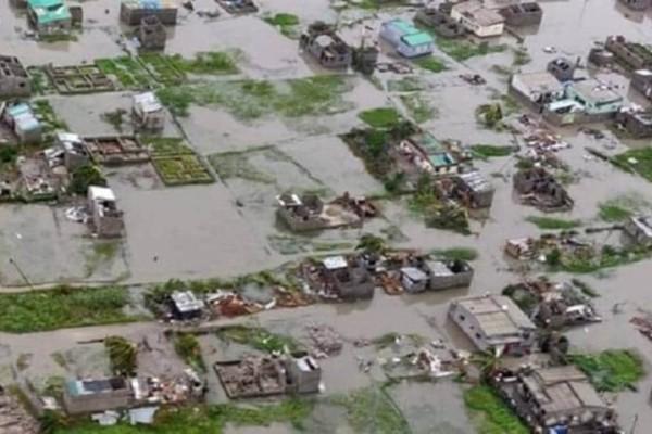 Μοζαμβίκη: 38 νεκρούς άφησε πίσω του ο φονικός κυκλώνας!