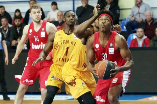 Basket League: Ξέσπασε στο Ρέθυμνο ο Ολυμπιακός!