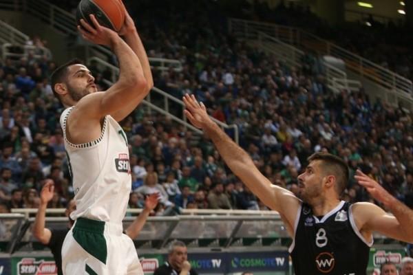 Basket League: Με σπασμένα τα φρένα ο Παναθηναϊκός!